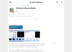 windows-movie-maker.uptodown.com