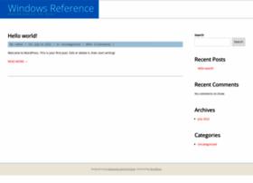 windowsreference.com