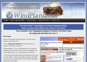 windplans.com