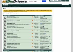 windrivers.com