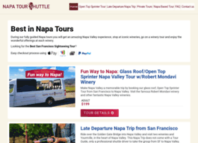 winecountrytourshuttle.com