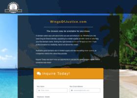 wingsofjustice.com