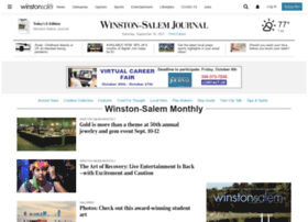 winstonsalemmonthly.com