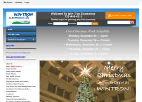 Wintronelectronics.com