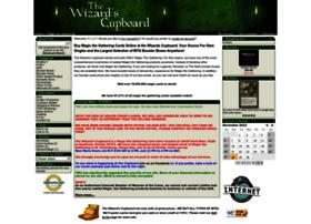 wizardscupboard.com
