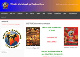 wkfkickboxing.net