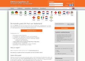 wkvoorspellen.nl