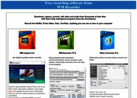 wmrecorder.com