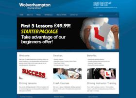 wolverhamptondrivingschool.co.uk