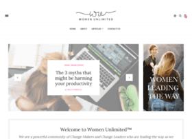 women-unlimited.co.uk