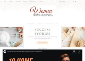 womenhomebusiness.com