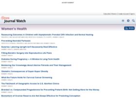 womens-health.jwatch.org