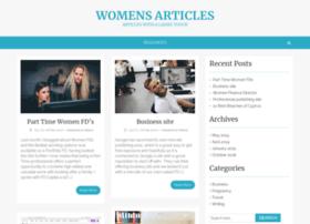 womensarticles.com