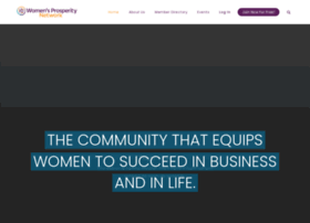womensprosperitynetwork.com