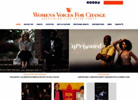 womensvoicesforchange.org