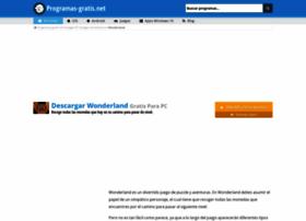 wonderland.programas-gratis.net