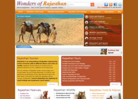wondersofrajasthan.com