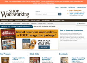 woodworkersbookshop.com