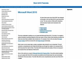 word-2010.com