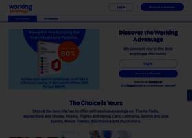 Workingadvantage.com