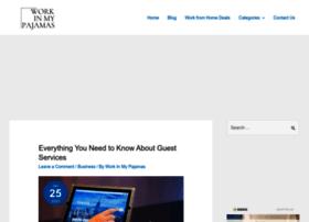 workinmypajamas.com