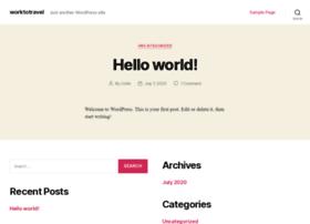 Worktotravel.com.au