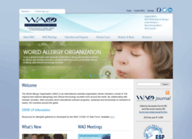 worldallergy.org