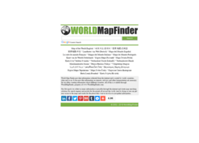 worldmapfinder.com
