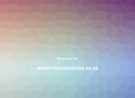 worldofaccessories.co.za