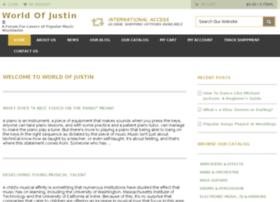 worldofjustin.com
