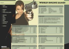 worldonlinegames.com
