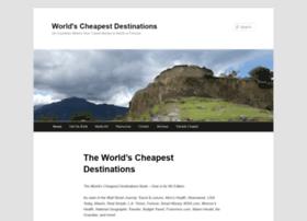 Worldscheapestdestinations.com