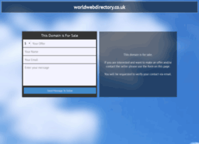worldwebdirectory.co.uk