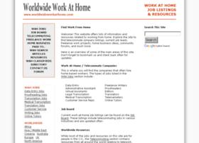 worldwideworkathome.com