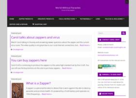 Worldwithoutparasites.com