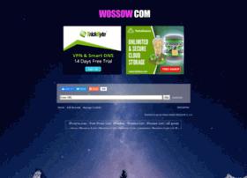 wossow.com