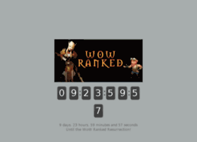 wowranked.com