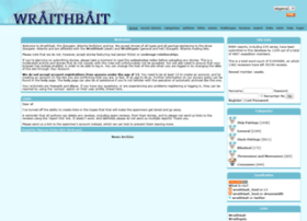 wraithbait.com