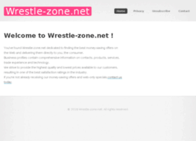 wrestle-zone.net