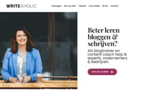 writeaholic.nl