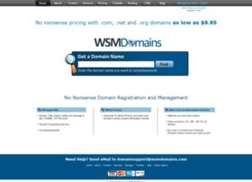 wsmdomains.com