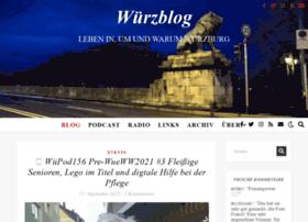 wuerzblog.de