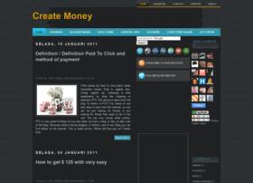 www-createmoney.blogspot.com