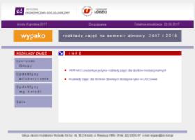 Wypako.uni.lodz.pl