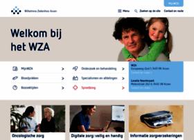 wza.nl