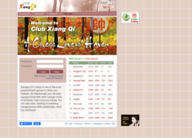 xiangqiclub.com