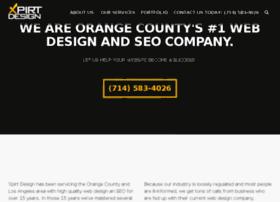 xpirtdesign.com