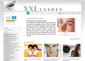 xxllashes.com