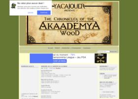 Yacajouer.meilleurforum.com