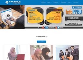 Yayasanbankrakyat.com.my